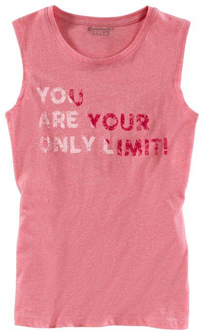 Energetics Damen Tank-Shirt Cumbra