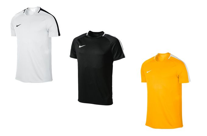 Nike Herren ACADEMY SS TRAINING TOP