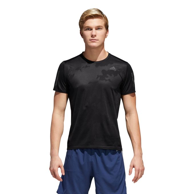 adidas Performance RESPONSE SHORT SLEEVE TEE MEN