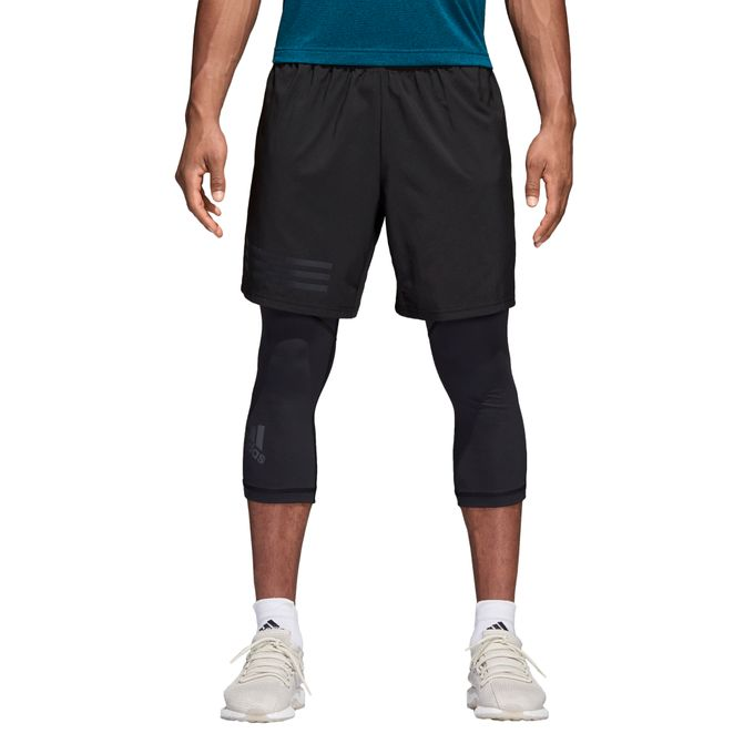 adidas Performance 4KRFT SHORT CLIMACOOL WOVEN