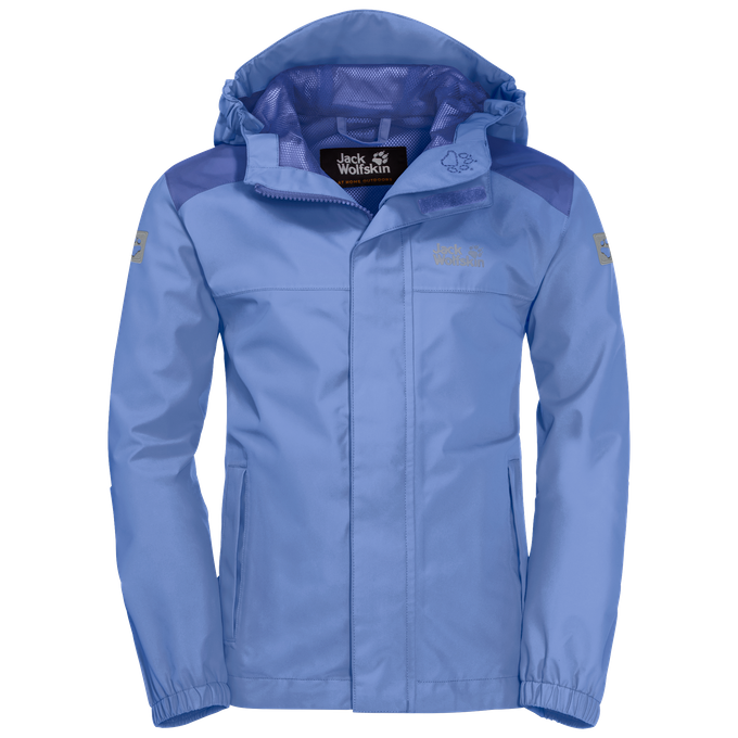 Jack Wolfskin Kinderjacke OAK CREEK JACKET pale purple