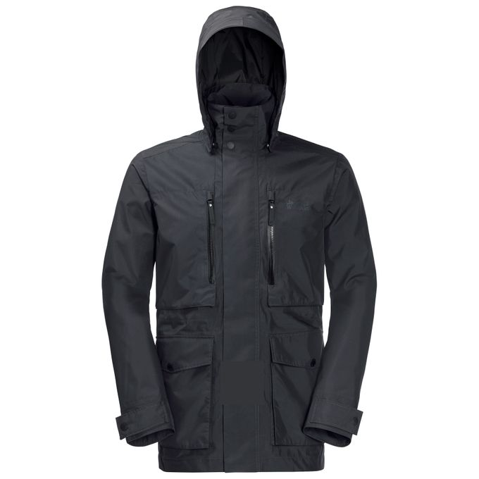 Jack Wolfskin BRIDGEPORT JACKET Herren