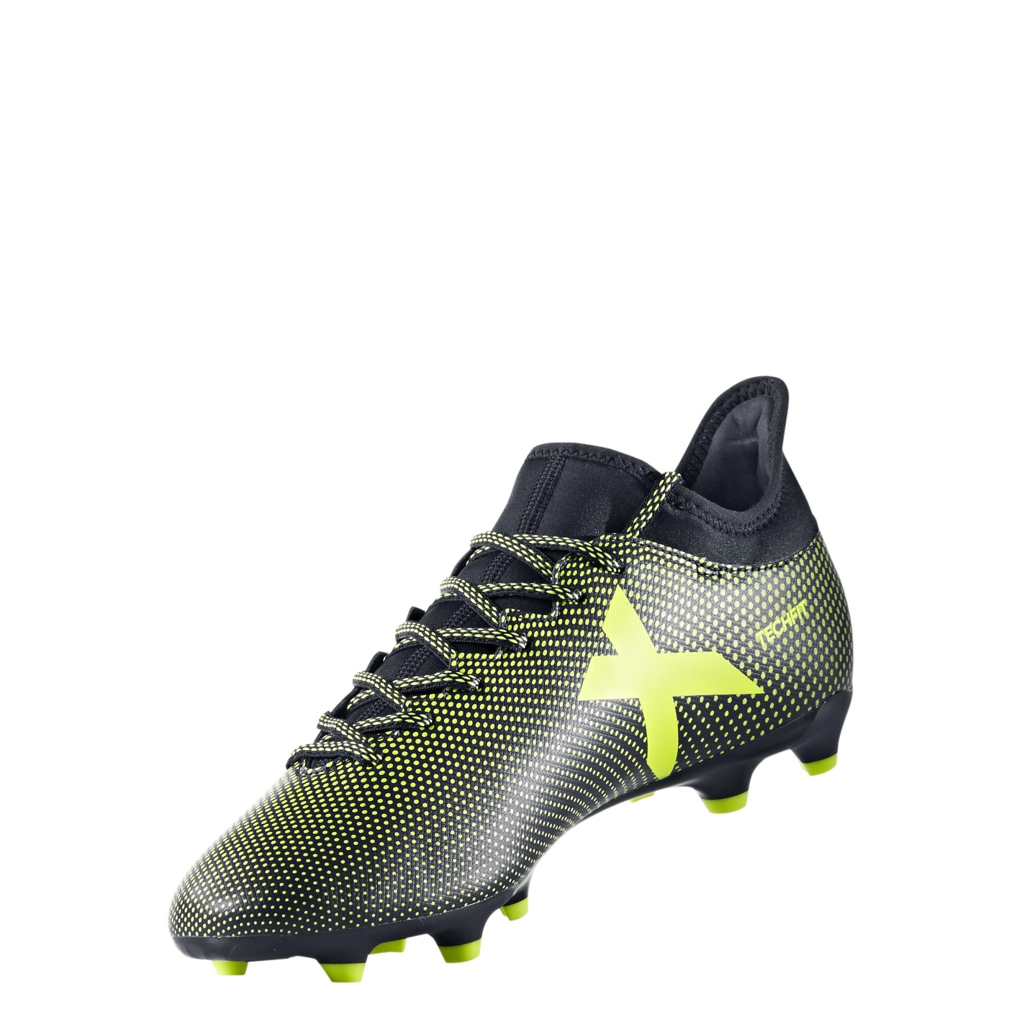 Schuhe adidas Performance X 17.3 FG Fußballschuh Nocken