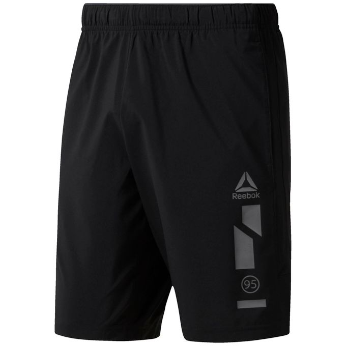 Reebok Workout Ready Woven Short Graphic