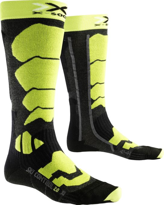 X-Socks CONTROL 2.0 Anthra / Green
