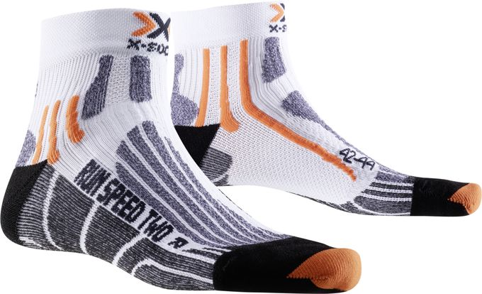 X-Bionic Laufsocken Run Speed Two