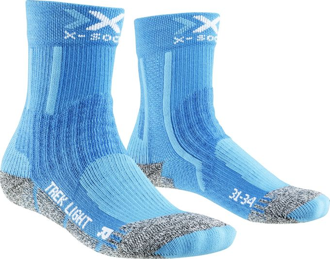X-Bionic Kinder Wandersocken Trekking Light 2.0