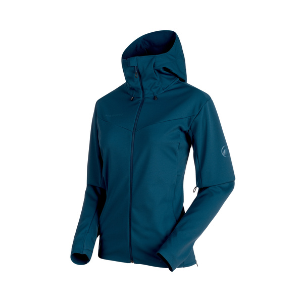 Mammut Damen Softshelljacke Ultimate V SO Hooded Jacket