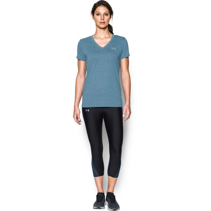 Under Armour Damen T-Shirt Threadborne Train SSV