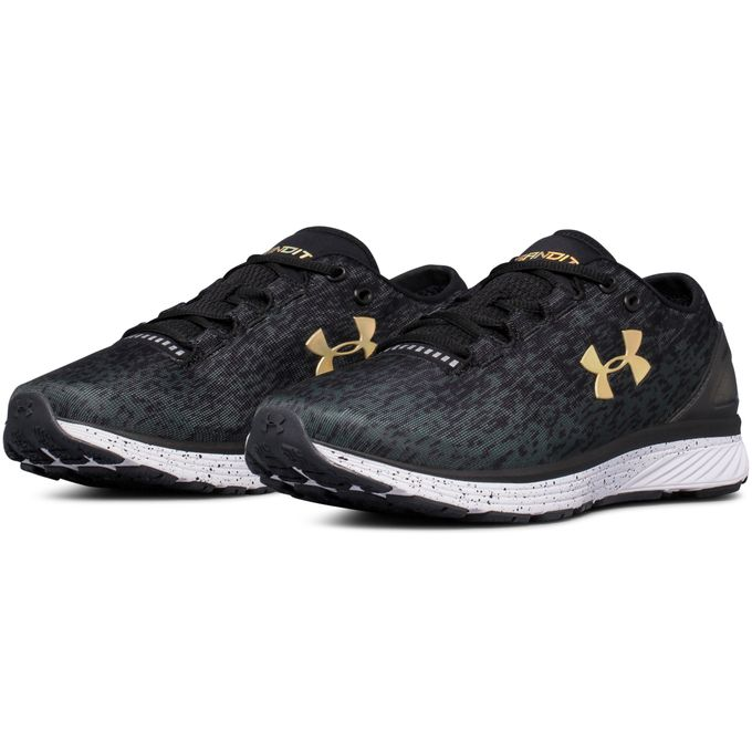 Under Armour Damen Trainingsschuhe CHARGED BANDIT 3 OMBRE