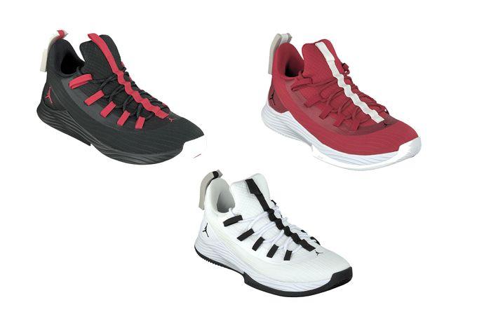 Nike Herren Sneakers  JORDAN ULTRA FLY 2 LOW