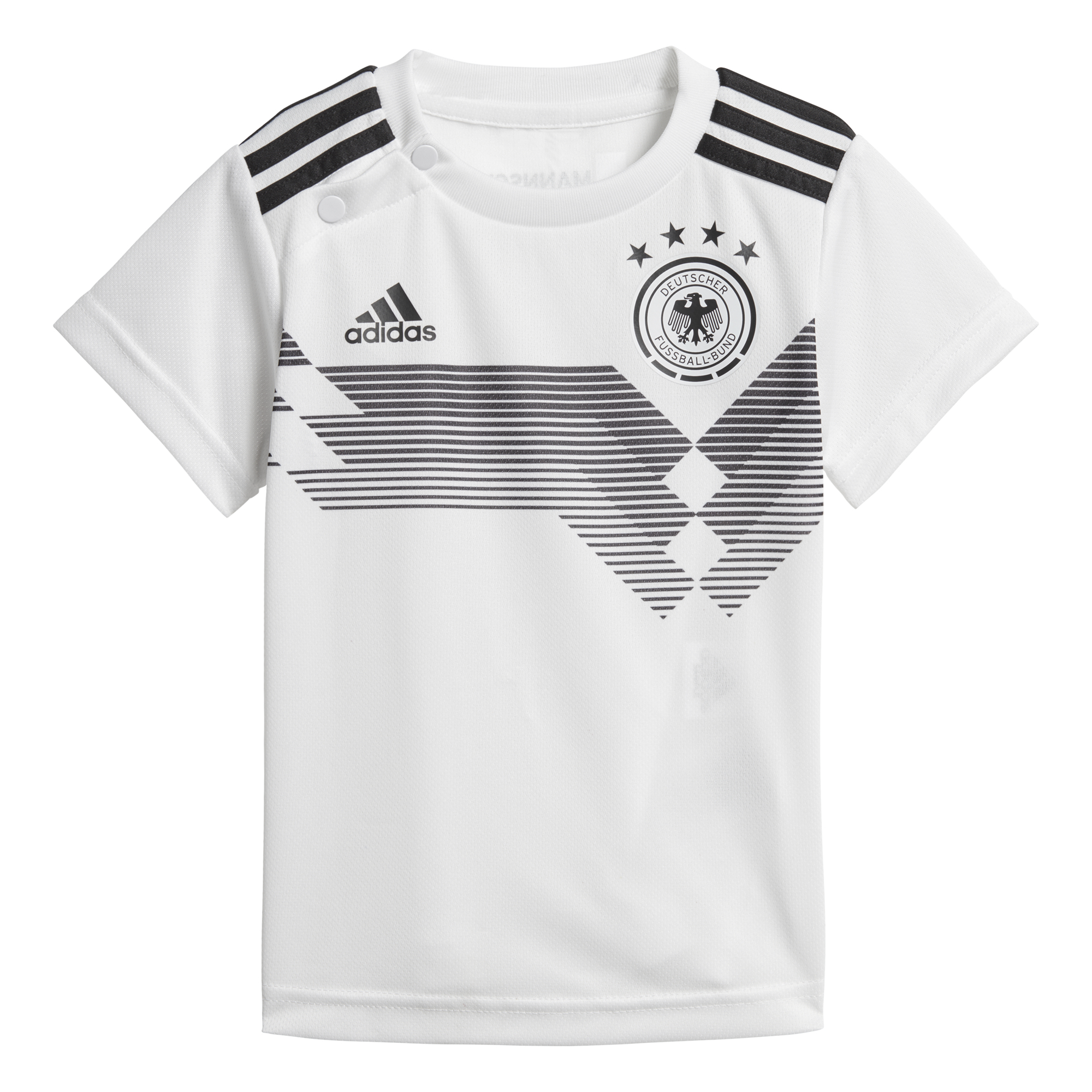 adidas deutschland trikot dfb baby kit wm 2018 baby. Black Bedroom Furniture Sets. Home Design Ideas