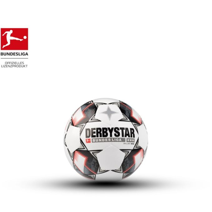 DERBYSTAR MINIFUSSBALL Bundesliga Brillant