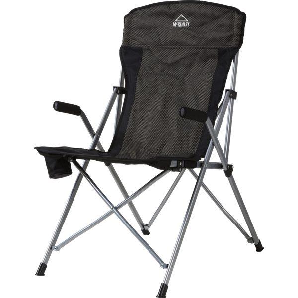 McKinley Campingstuhl Deluxe Pro
