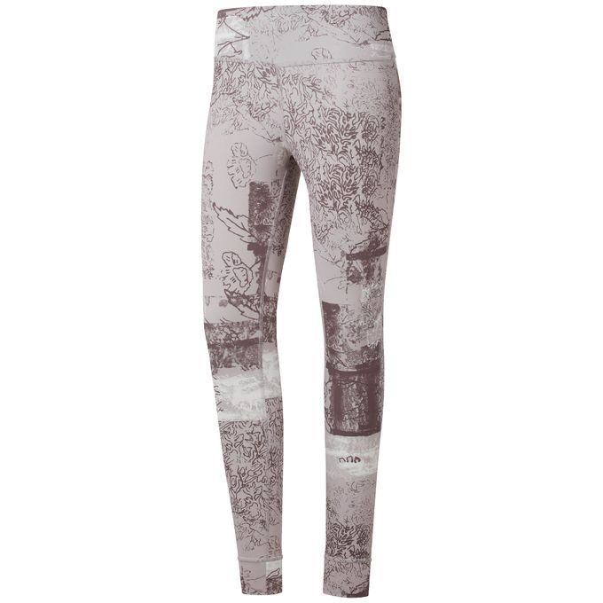 Reebok Lux Bold Tight – Dismantled Flora