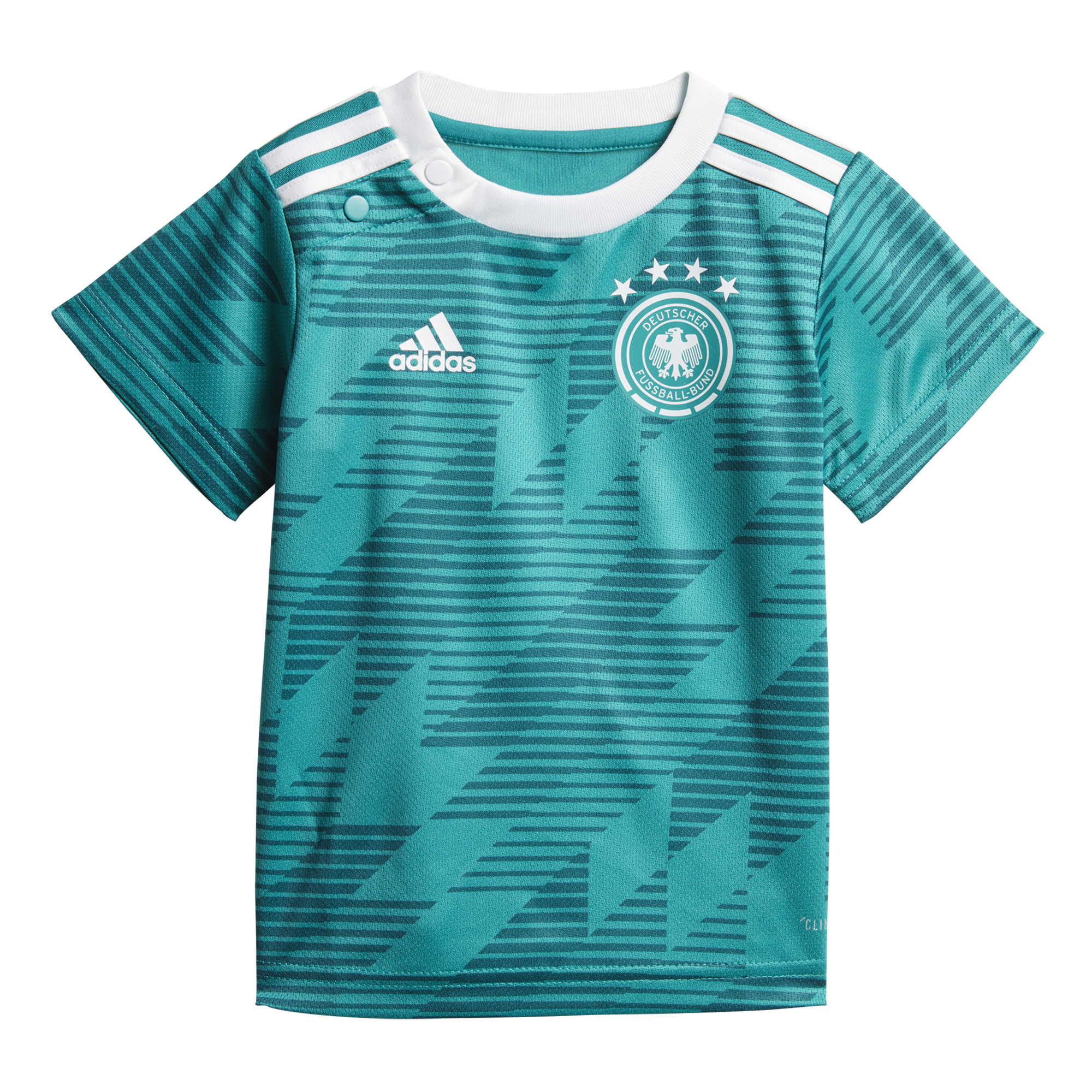 adidas deutschland trikot dfb baby kit 2018 ausw rts. Black Bedroom Furniture Sets. Home Design Ideas