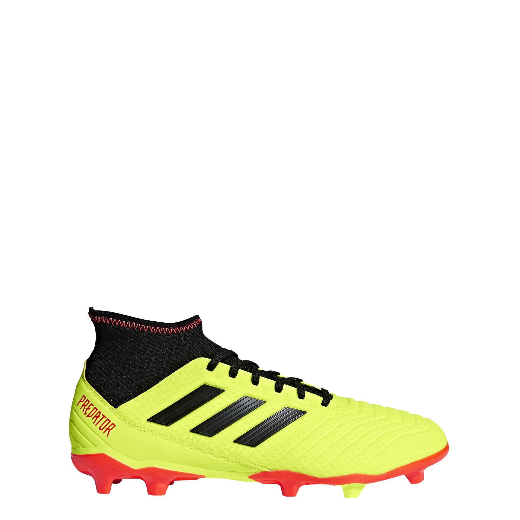 Dettagli su Adidas Scarpe da Calcio Predator 18.3 Fg Uomo Scarpe con Tacchetti Calcio Scarpe