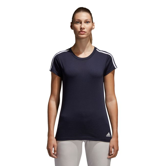 adidas Damen T-Shirt Essentials SLIM TEE