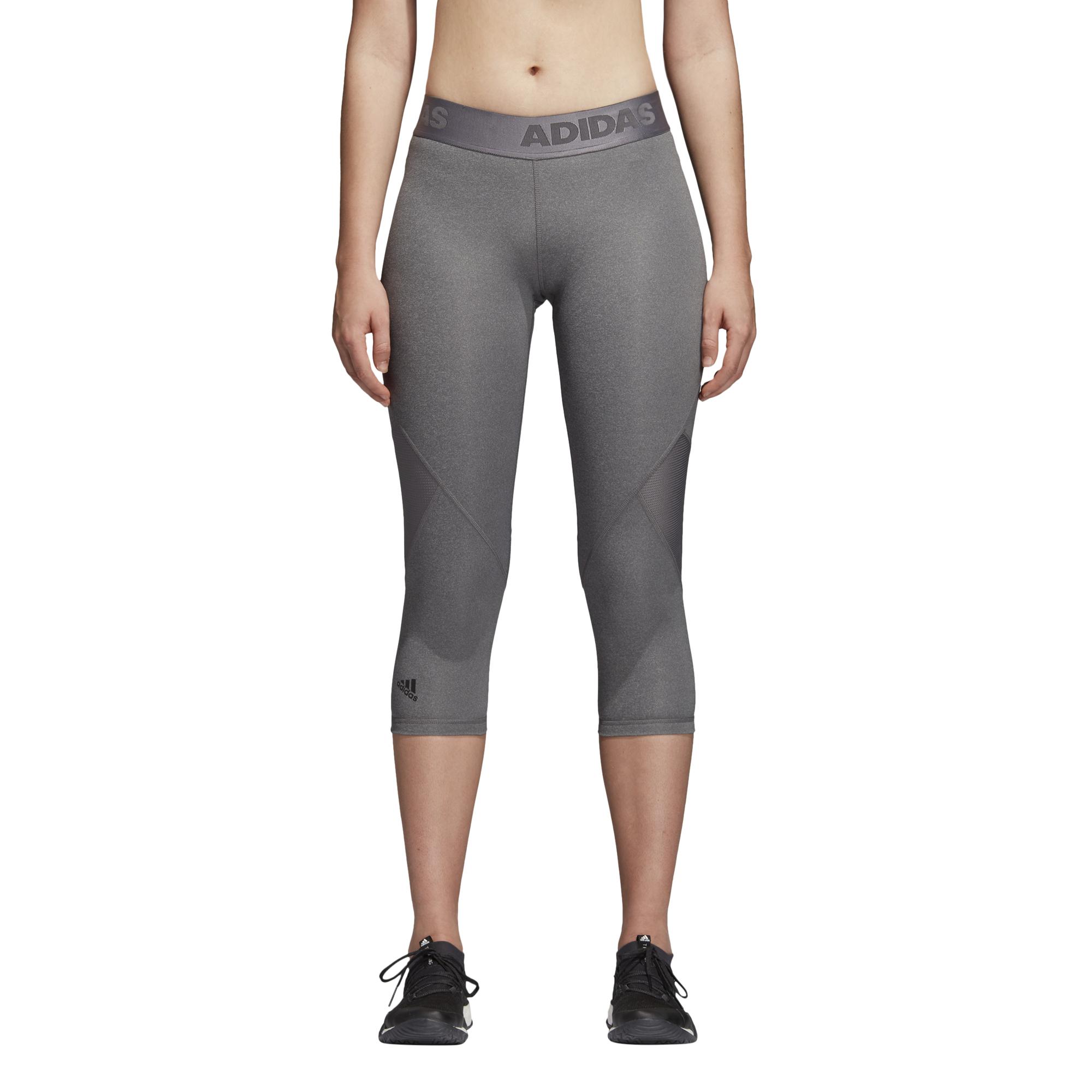 adidas Alphaskin Sport Heather 3/4-Tight Damen