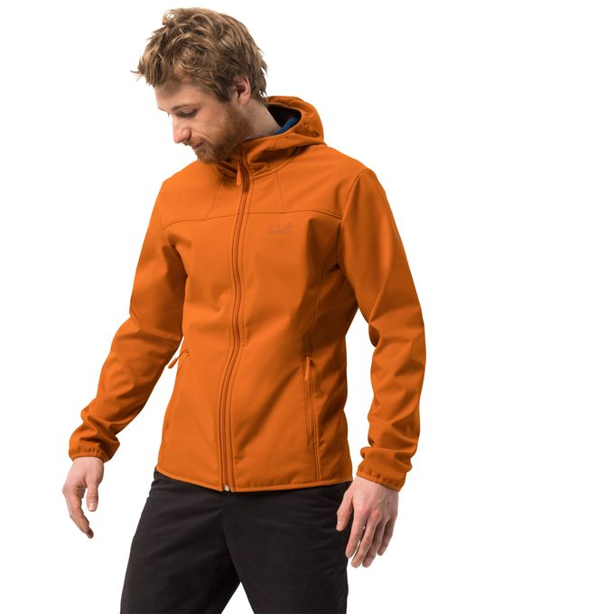 Jack Wolfskin NORTHERN POINT Jacke desert orange