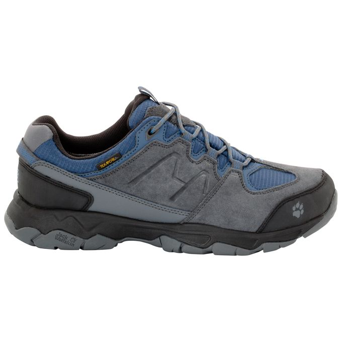 Jack Wolfskin MTN ATTACK 6 TEXAPORE LOW M ocean wave