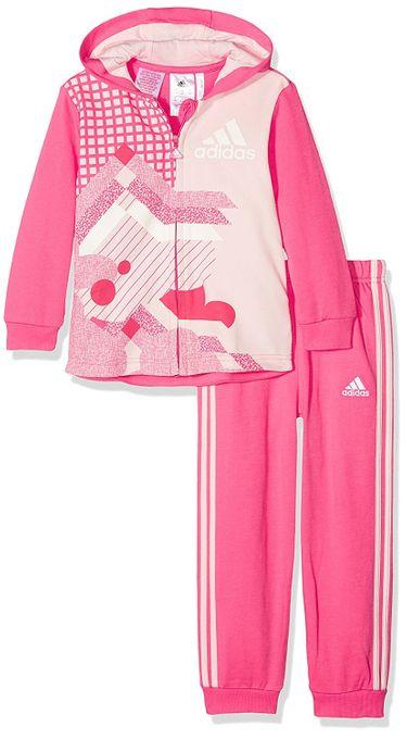 adidas French Terry Jogginganzug Trainingsanzug