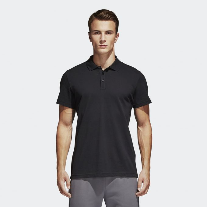adidas ESS Base Polo Shirt Tennis, Herren