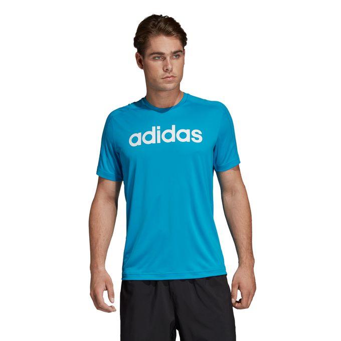 adidas Design 2 Move Climacool Logo T-Shirt