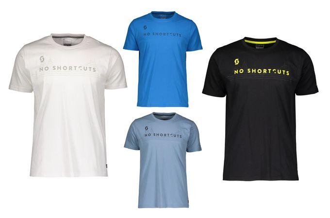 SCOTT T-Shirt  10 No Shortcu