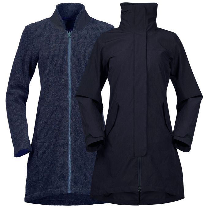 Bergans 3in1 W Coat