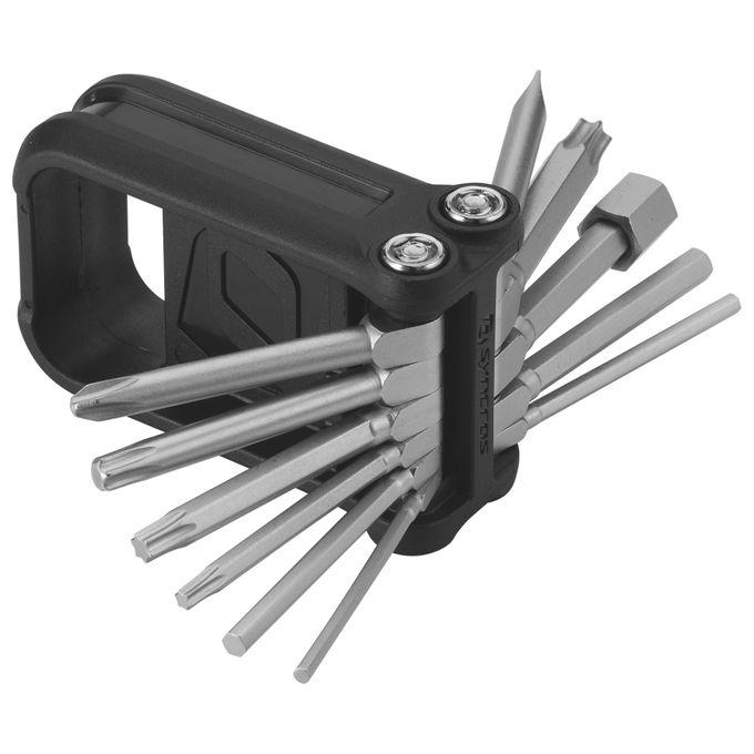 Syncros Matchbox 12 Kombiwerkzeug black