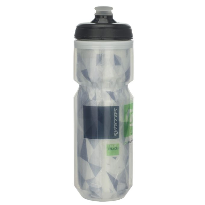 Syncros Icekeeper isolierte 600ml PAK-5 Flasche clear