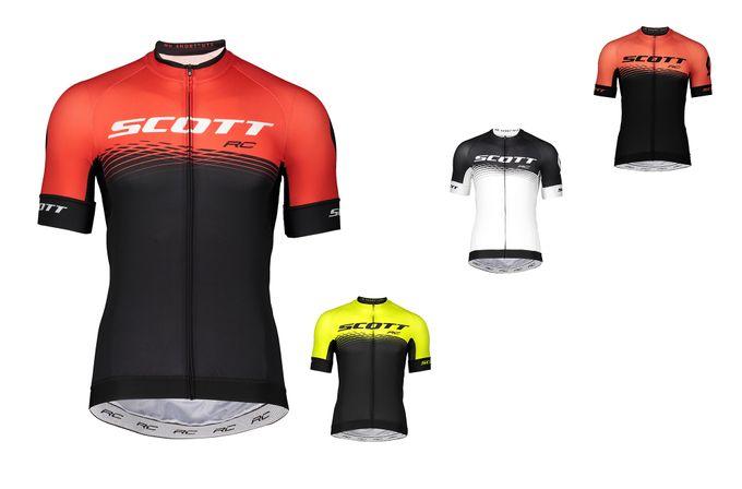 SCOTT RC Pro Kurzarm-Shirt