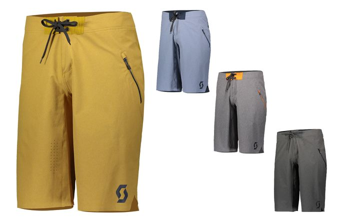SCOTT Trail Flow Pro Shorts mit Sitzpolster