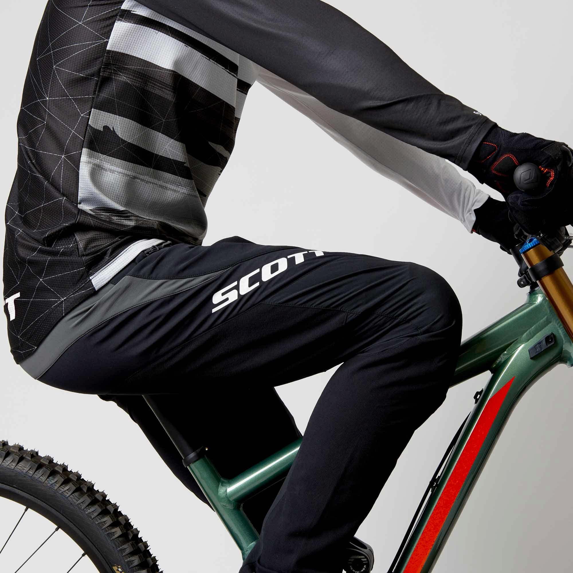 Scott Trail Tuned Mens Biking Pants Pants Bike Clothing