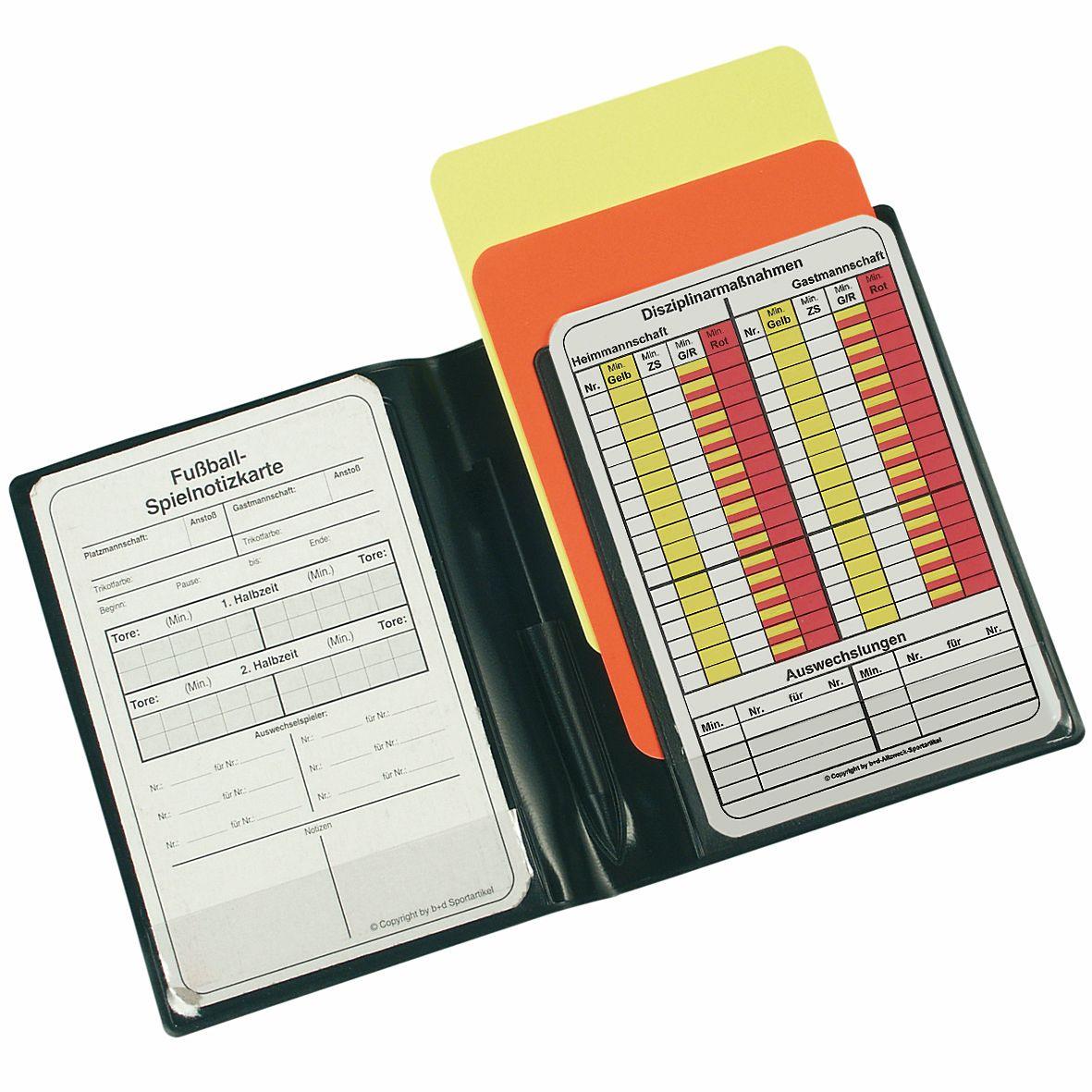 Erima Referee mini set
