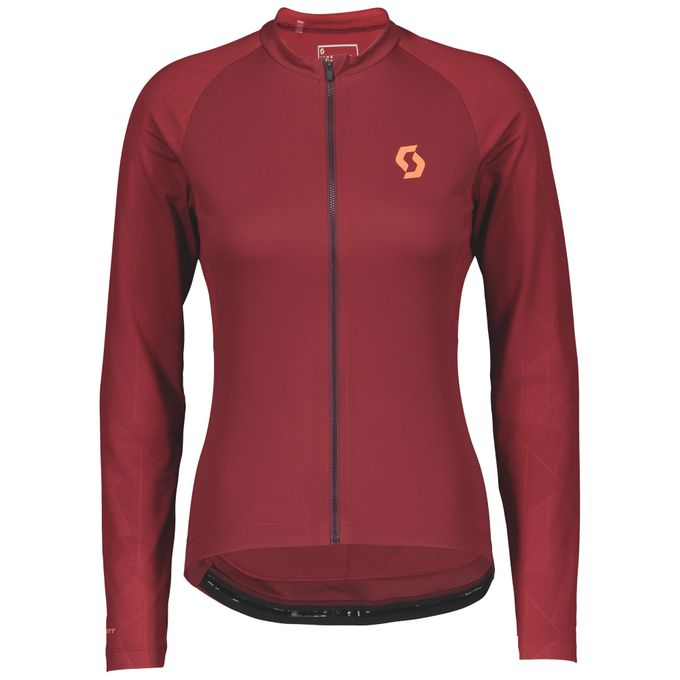 SCOTT Endurance 10 Langarm-Shirt für Damen