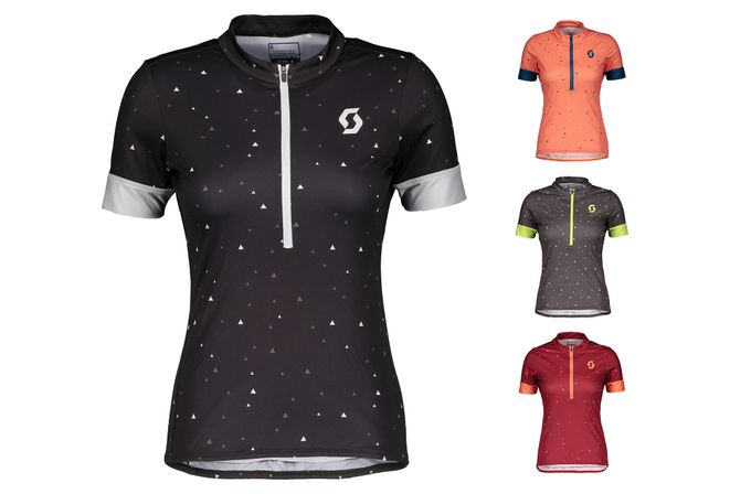 SCOTT Endurance 20 kurzärmliges Damen Shirt-