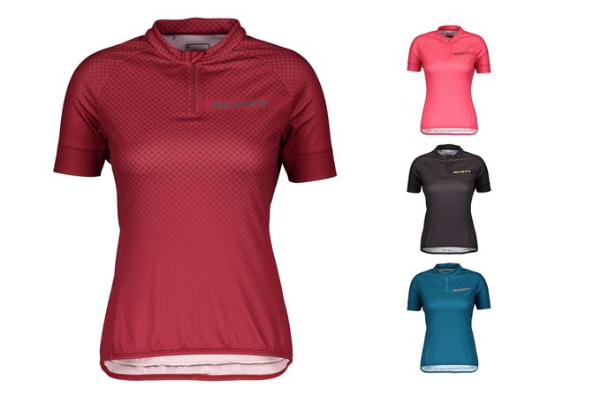 SCOTT Endurance 30 kurzärmliges Damen Shirt-