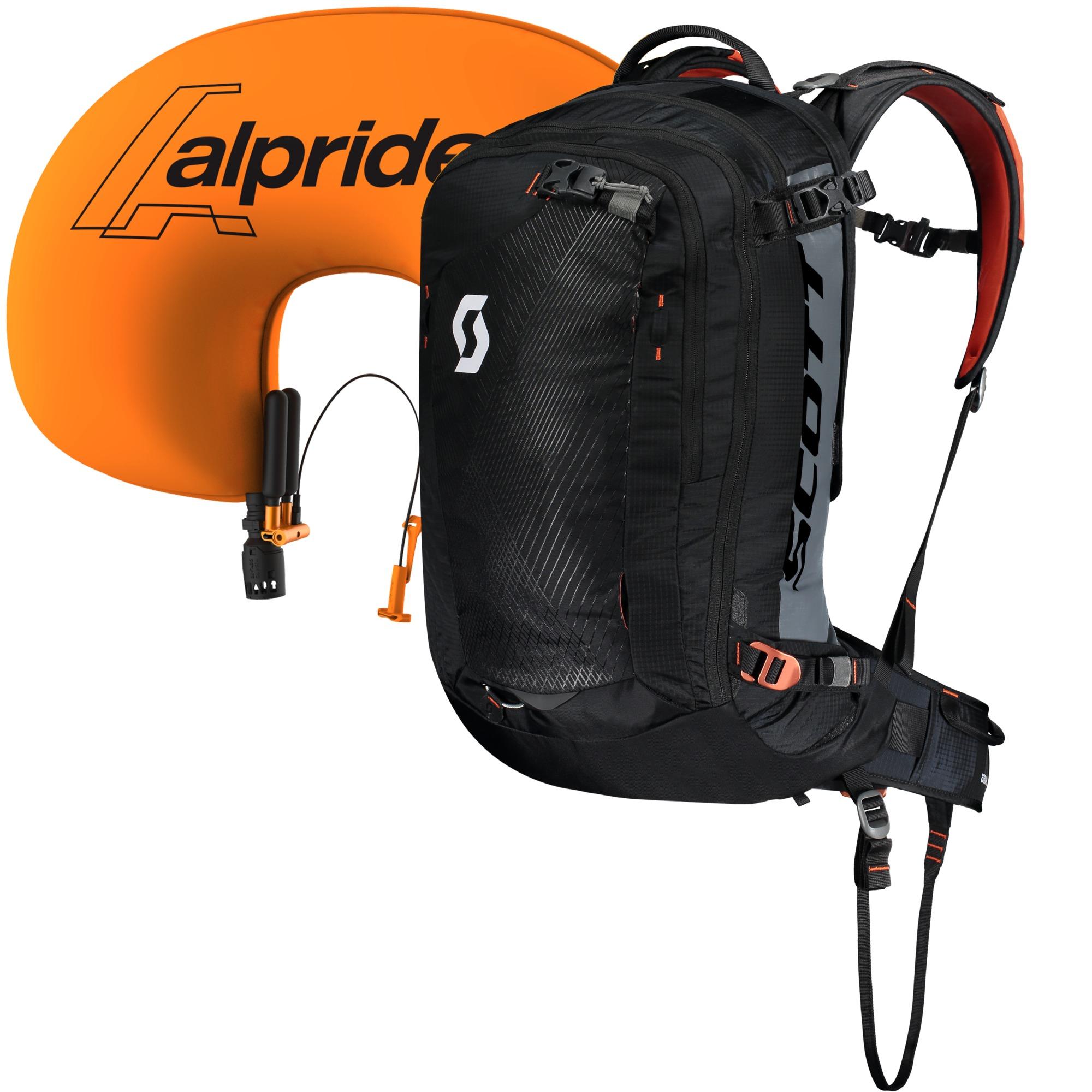 SCOTT GUIDE AP 30 Skirucksack Lawinenrucksack mit Airbag