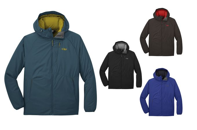 Outdoor Research OR MEN'S REFUGE HOODED JACKET