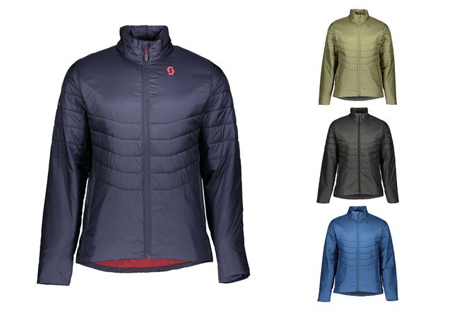 SCOTT Ultimate Dryo 10 midlayer  Skijacke