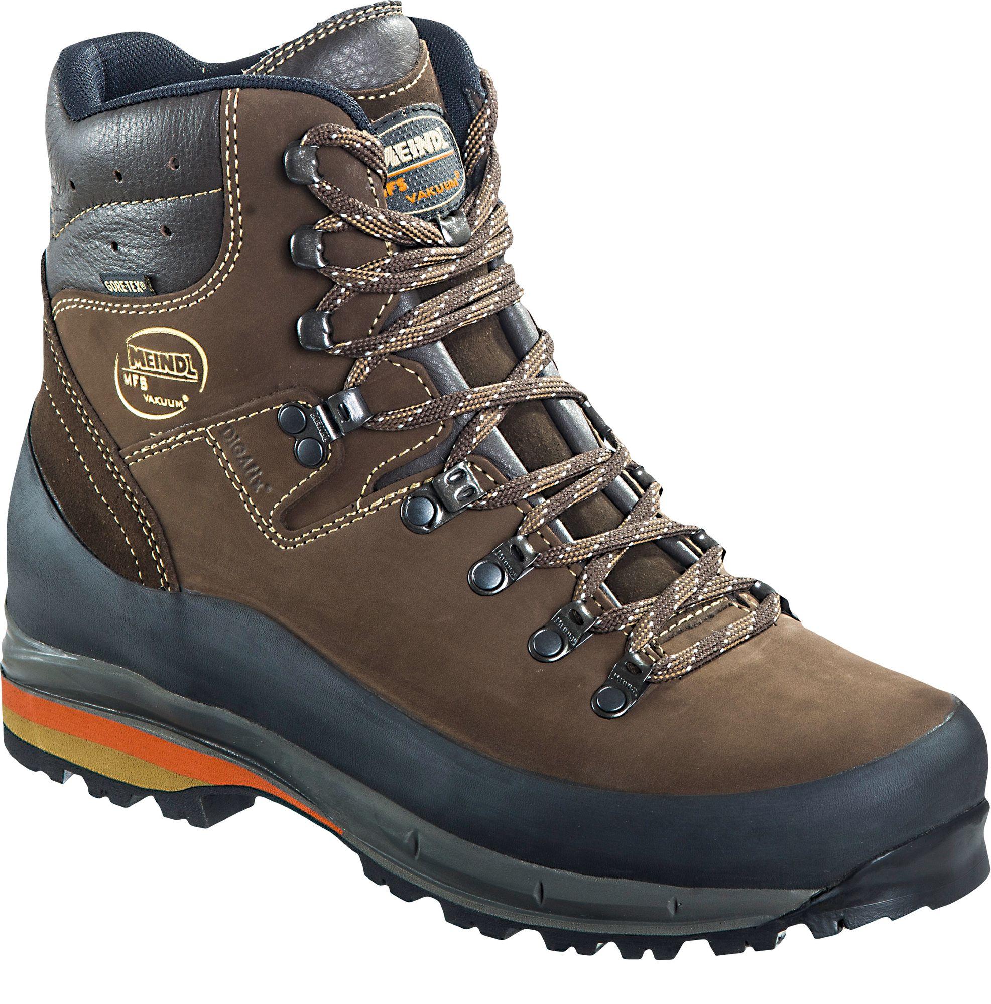 Meindl Rapide Gtx Hommes Chaussure randonnée trekking GORE TEX marron foncé taille 11 46