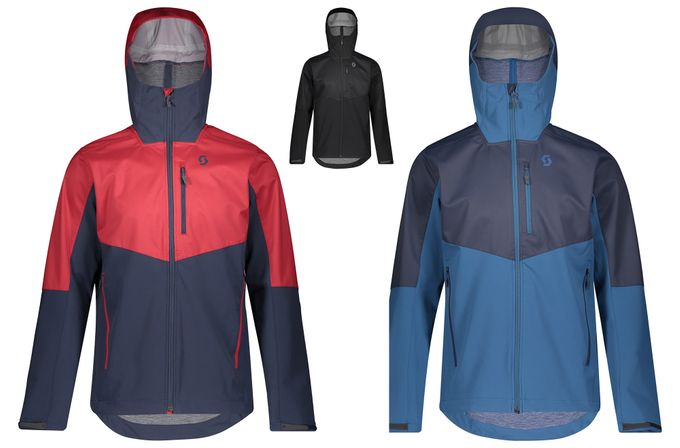 SCOTT EXPLORAIR ASCENT JACKE