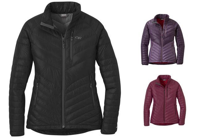 Outdoor Research OR WOMEN'S ILLUMINATE DOWN JACKET