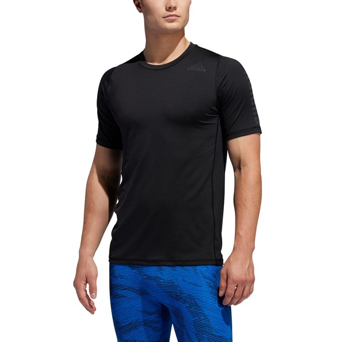 adidas Herren ALPHASKIN GRAPHIC T-SHIRT