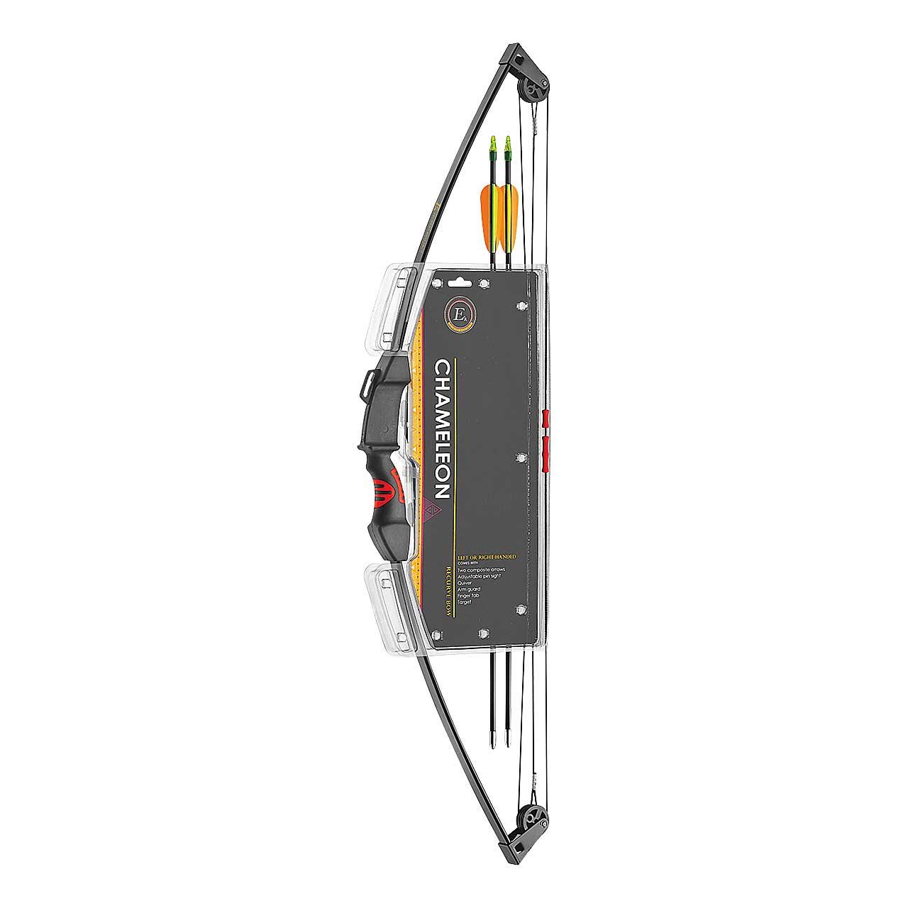 Ek-Archery Compound Jugendbogen Set Chameleon