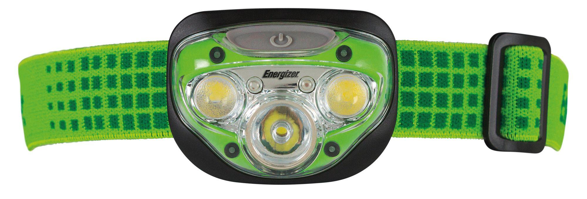 Energizer LED Kopflampe Vision HD+