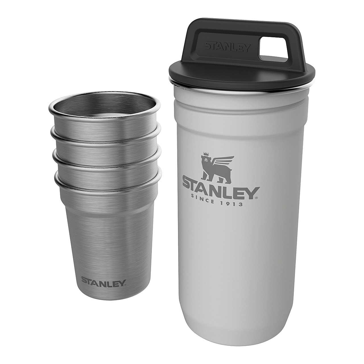 Stanley ADVENTURE SHOT GLASS SET 4 x 59 ml