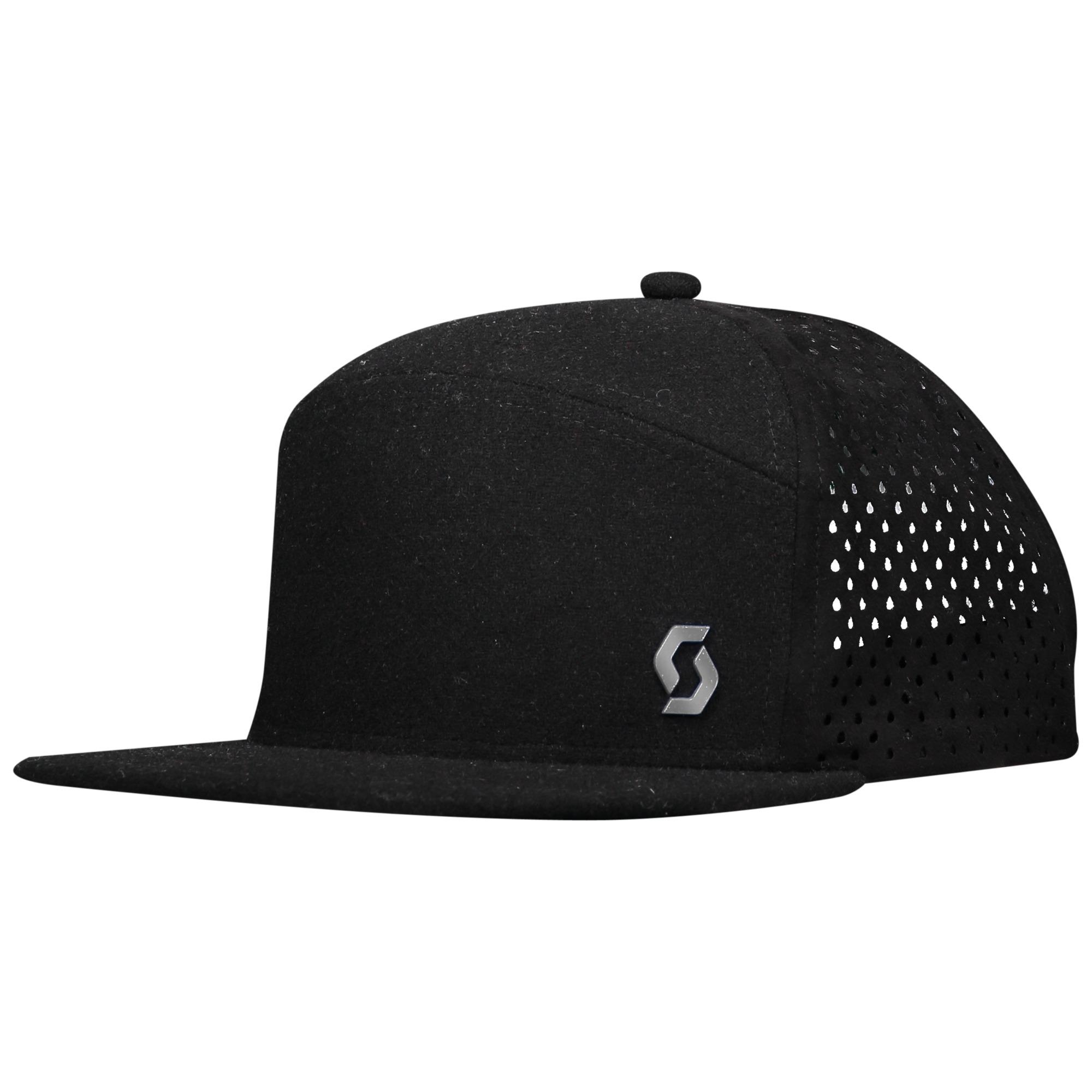 SCOTT TUNED CAP 0001 black
